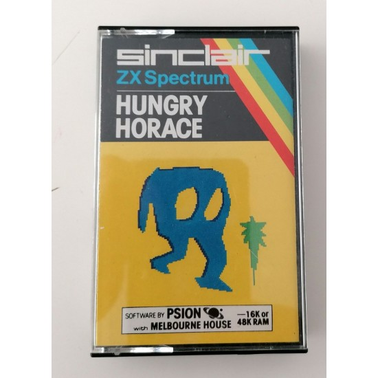 ZX Spectrum  - Hungry Horace
